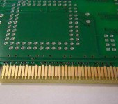 4 Layer Gold Finger PCB