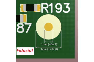 PCB Fiducial Mark Design Guidelines