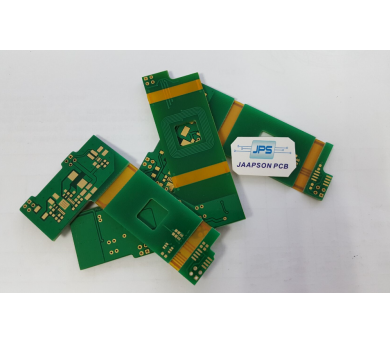 2 Layer Rigid-Flex PCB