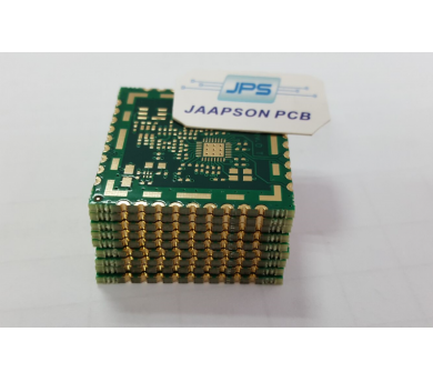 4 Layer Castellated Hole PCB