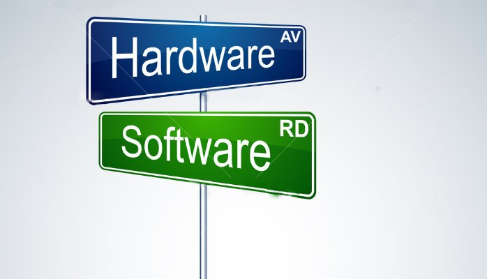 What is the Difference Between Software, Firmware, and Hardware?