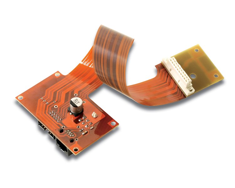 What is the advantages in using Flex PCB?