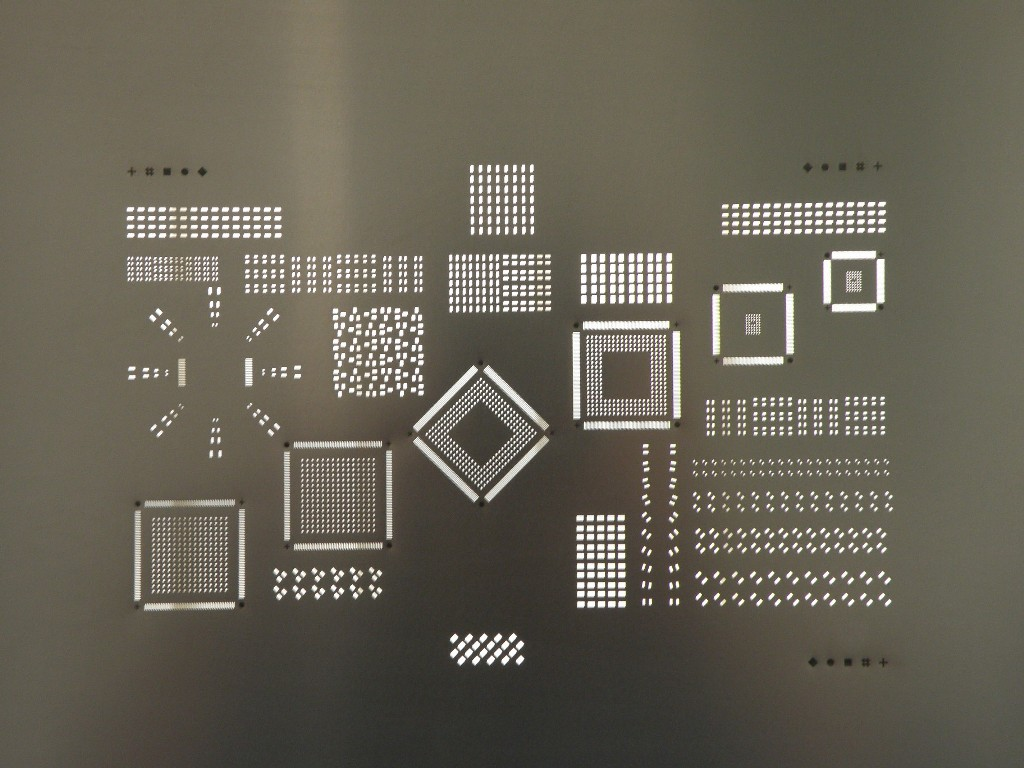 SMT Stencil Design and Considerations