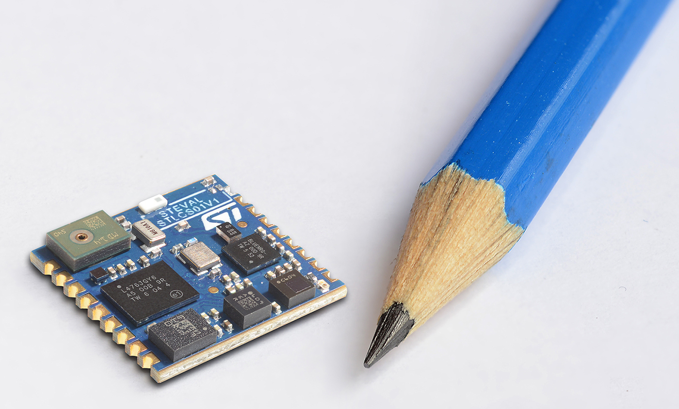Multi-sensor board speeds up wearable, IoT designs