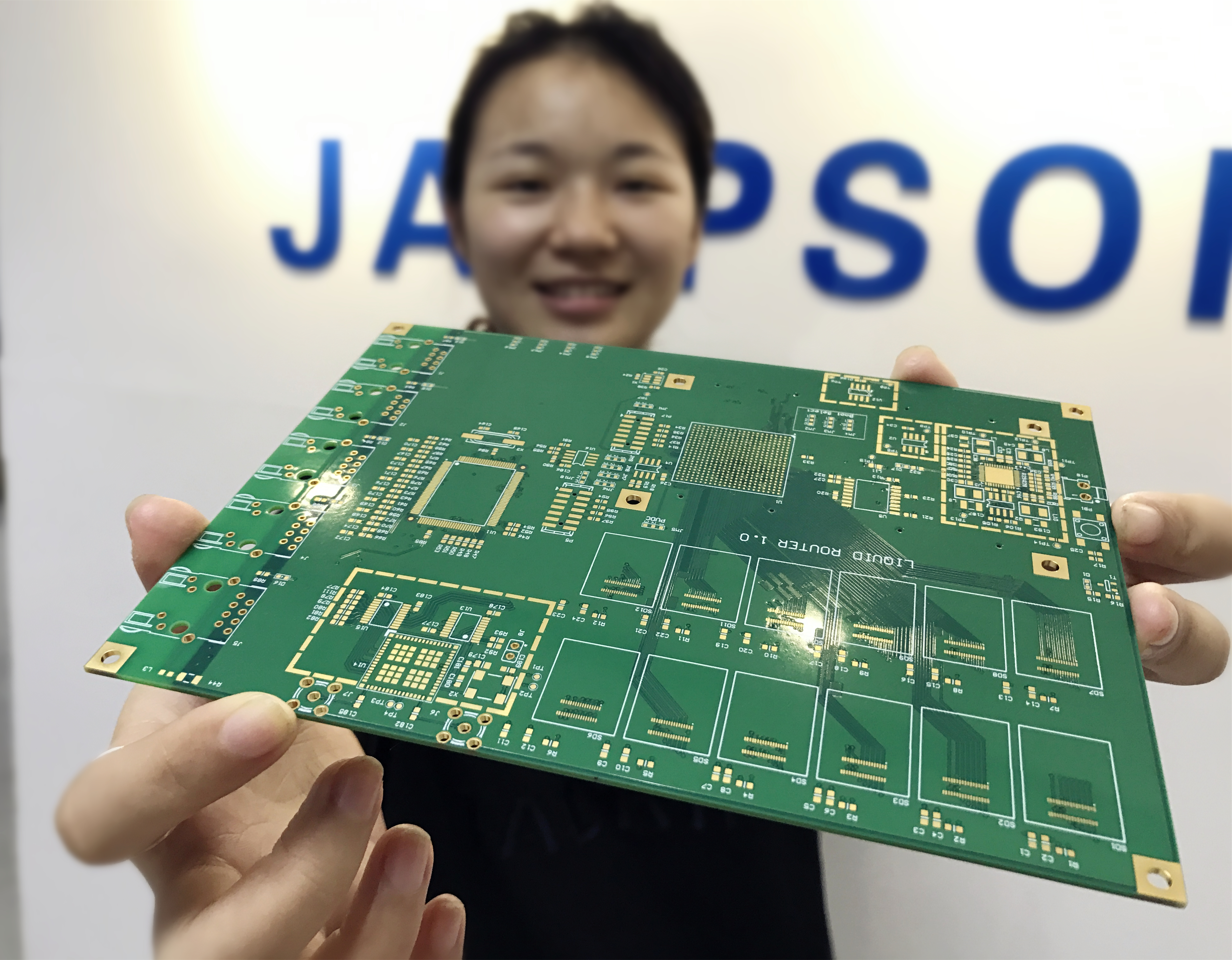 Sample Discount Program from Jaapson PCB